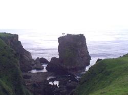 蘭嶼老人岩