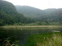 山湖連天<br/> 攝影:余燕鳳