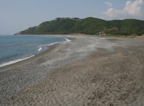 旭海溫泉-旭海海岸線景色