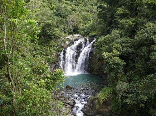 双流国家森林游乐区-双流瀑布