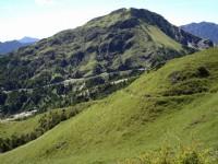 起伏的山脈<br/> 攝影:老山羊部落格