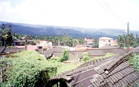 竹山秀林部落