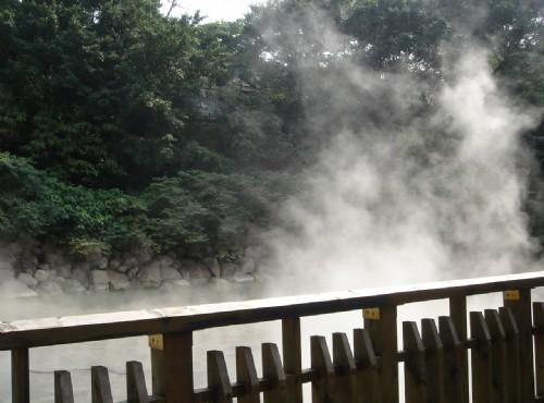 地熱谷(地熱谷景觀公園)-地熱谷的奇景