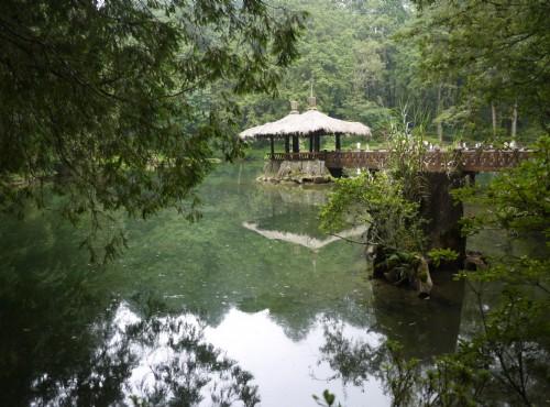 Alishan Forest Recreation Area-201407姊妹潭姊潭