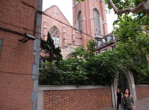 基督教慕爾堂-基督教慕爾堂