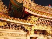 三川殿屋頂裝飾<br/> 攝影:簡時強