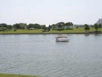 冬山河寧靜湖面<br/> 攝影:老山羊部落格