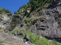 蓬莱瀑布步道