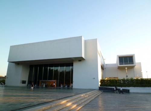 台北市立美術館-美術館大門