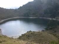 幽靜的湖面風光<br/> 攝影:阿英的登山小站