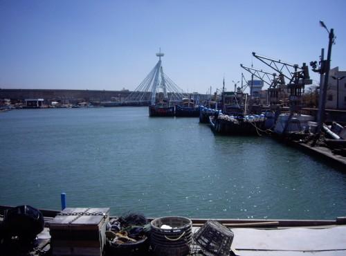 布袋漁港-布袋漁港