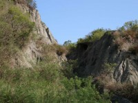 V型谷景觀<br/> 攝影:老山羊部落格