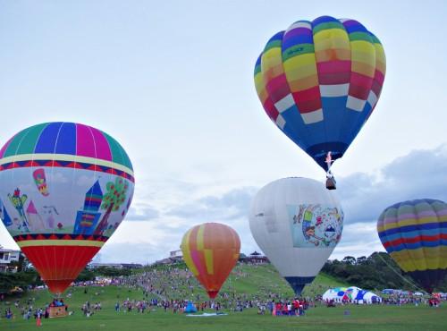 夢想起飛!台東熱氣球與自然之旅