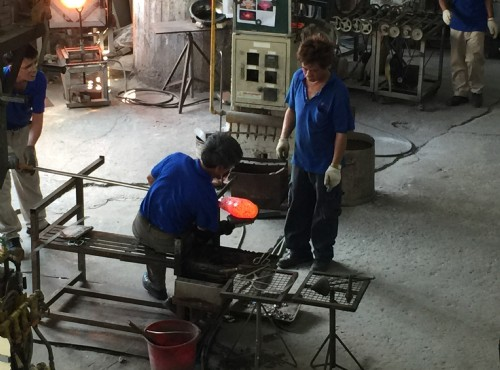春池绿能玻璃观光工厂
