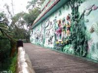 藝術石雕牆<br/> 攝影:amo