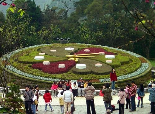 陽明山溫泉-花鐘