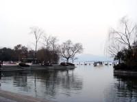 西湖獨特冷艷的美景<br/> 攝影:余佳樺
