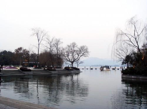 杭州西湖-西湖獨特冷艷的美景