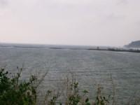 從旗後燈塔遠眺高雄港區<br/> 攝影:eva隨手拍