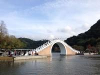大湖公園的代表景色<br/> 攝影:陳皮梅