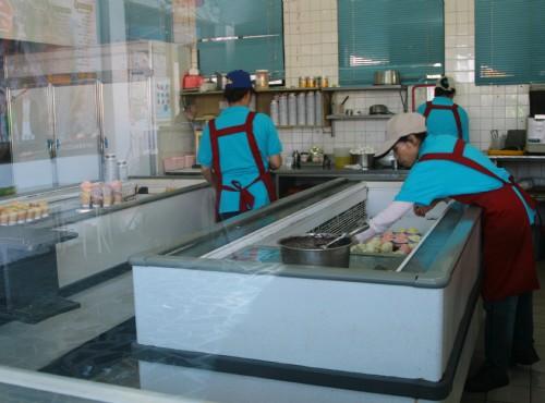 花莲观光糖厂(光复糖厂)-賣冰室