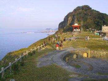 白米瓮炮台