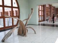 特殊的木製藝術<br/> 攝影:老山羊部落格