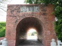 城門洞與引橋<br/> 攝影:老山羊部落格