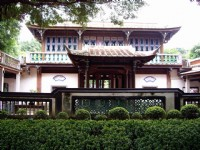 古典園林建築<br/> 攝影:老山羊部落格