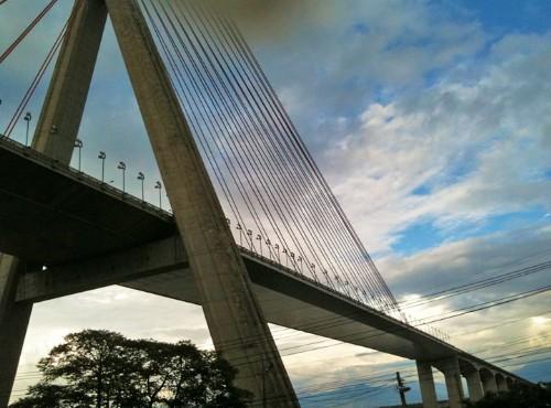 高屏溪自然生態園區沿岸自行車道