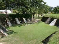 四隅凸出稜堡式砲台<br/> 攝影:老山羊部落格
