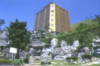 金寶山安樂園-佛像雕刻