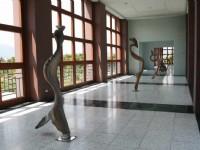 走廊的木雕藝術<br/> 攝影:老山羊部落格