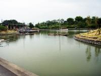 乘船遊湖<br/> 攝影:鄭瑄頤