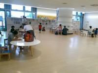 新北市立圖書館總館<br/> 攝影:Eva隨手拍