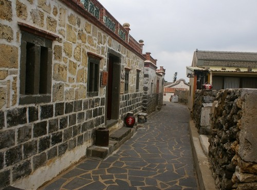 Erkan Historical Village-