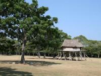 原住民傳統建築<br/> 攝影:老山羊部落格