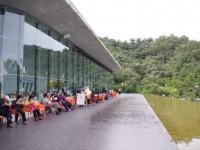 向山遊客中心<br/> 攝影:Eva隨手拍