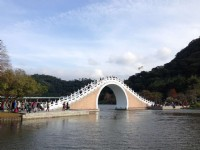大湖公園拱橋<br/> 攝影:陳皮梅