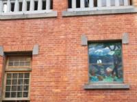 圍牆藝術窗<br/> 攝影:簡時強