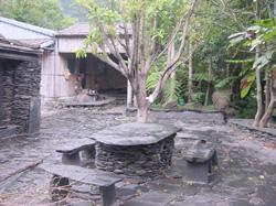 嘉蘭陳家石板屋