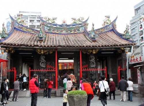 Qingshui Temple-
