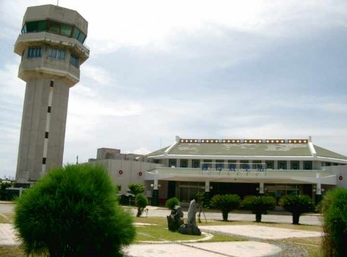 綠島航空站(綠島機場)-綠島機場
