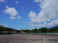 池上大坡池<br/> 攝影:三井
