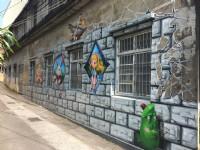 九房童話世界3D彩繪村