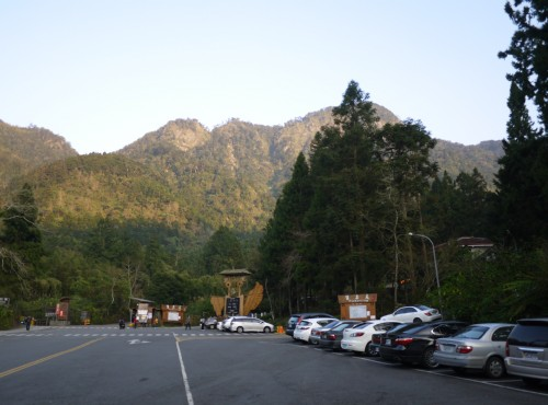 溪頭自然教育園區(溪頭森林遊樂區)-溪頭入口