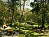 植物園區的休憩亭<br/> 攝影:老山羊部落格
