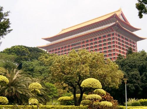The Grand Hotel Taipei-