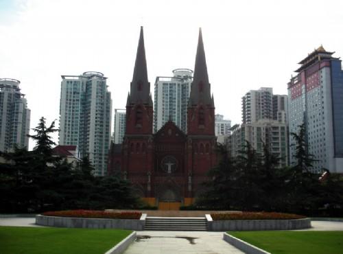 Xujiahui Catholic Cathedral-