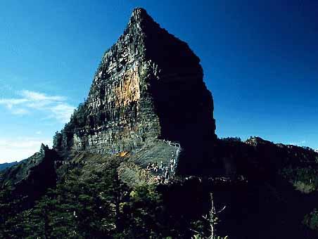 雪霸国家公园-大霸尖山